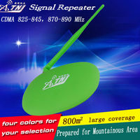 ATNJ 2015 800 mhz 2g 3g cell phone signal booster cdma mobile phone signal repeater