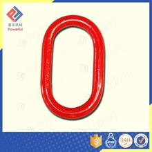 High Quality U.S. Type G80 A-342 Forged Master Link for Hoist