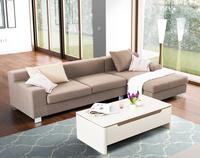 Modern Fashion Simple Design Sofa Set Living Room Furniture Sofa Fabric For Lining Sofa Set Picture