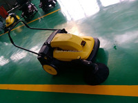 SDK701 electric mobile road sweepers