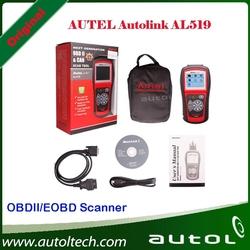 AL519 Autel New Generation DIY Tool DHL FREE BUY Best AutoLink AL519 OBDII CAN Code Reader