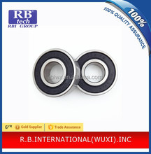 Mini Deep Groove Ball Bearing 6001 ZZ RS 12*28*8mm