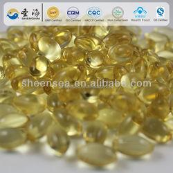 Nutrition Food Supplement galic oil Soft Gel Capsule Lowering total cholesterol