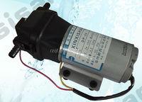 24v diaphragm pump/diaphragm water pump pump manual spray 12v