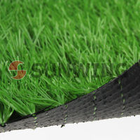 International Certification Permeable soccer artificial turf is sporter's first choice