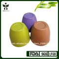 Macetas de jardín macetas de flores jardineras eco- ambiente fibra bambú natural de la planta