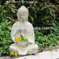 shabby chic jardim estátua do buda para venda