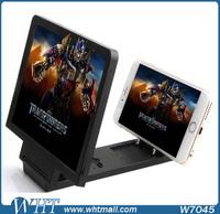 3D Amplifier for smartphone Plastic Screen Magnifier Bracket Enlarger Stand for mobile phone