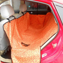 Heavy Duty Dog/Cat/Pet Travel Hammock,Waterproof Car Seat Cover
