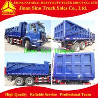 China HOWO 6x4 Dump Truck price / tipper truck / dumper 20-30T capacity