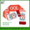 Fan Club Scarf , Soccer Club Printed Scarf , World Cup Scarf