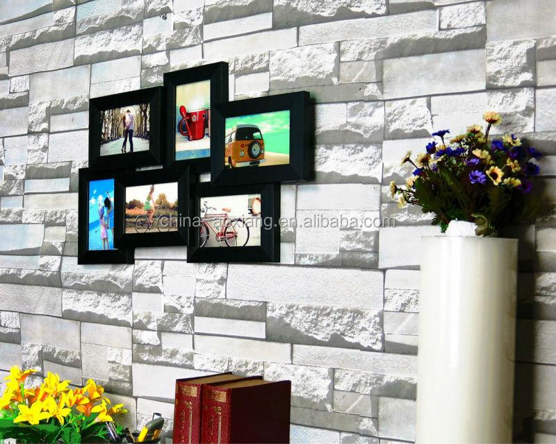 Collage De Fotos Para Pared. Shuang Marcos De Fotos Decorativas De ...