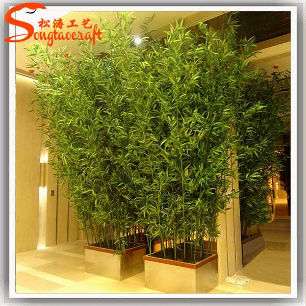 Outdoor artificial plantas de bambu da sorte sorte bamboon - Bambu cuidados en maceta ...
