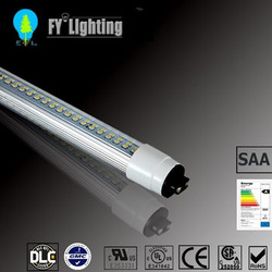 2014 UL cUL DLC circular led tube 120 lm/w 15W 18W 22W 1200MM