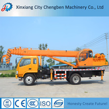 EASY USE 14 TON TRUCK CRANE WITH BIG LIFTING CAPACITY