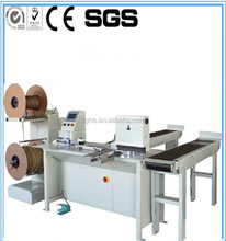 Book binder China supplier Top quality album/book double wire binding machine