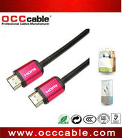 OCC cable inch lcd monitor with hdmi input