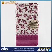 Wholesale cell phone flip cover case for Samsung for galaxy A5