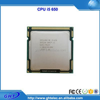 Socket cheap intel core i5 650 cpu