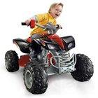 novo 12v raptor racing crianças quad
