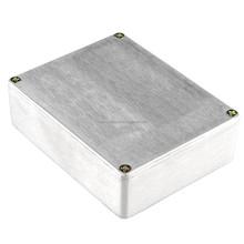 159A 159B 1590BB die cast Aluminum Box in brush surface