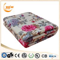 Portable Polyester Fleece 220V Outdoor Electric Cover Blanket