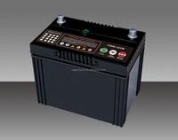 55D26 12V60AH on automotive car /truck / auto car battery