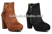 botas occidental y las mujeres de moda las botas pm2516