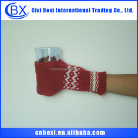 Mittens drinking gloves in clod weather China supplier beer gloves