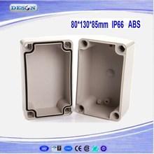 80*130*85mm Electrical ABS/PC IP66 Waterproof Enclosure , Waterproof Box Series DS-AG-0813