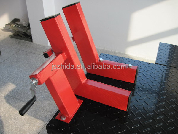 1000LB. Air Motorcycle Lift Table, Lifting Jack 500 kg