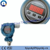 Industrial Pressure Transducer,4 to 20mA intelligent prssure transducer with indicator