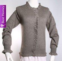 Cachemira Damas nylon mezclado suéteres