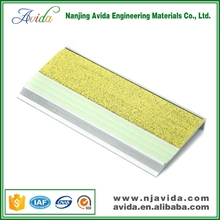 Aluminum LED Step Nosing in Stair Parts