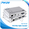 One channel output vga lan extender