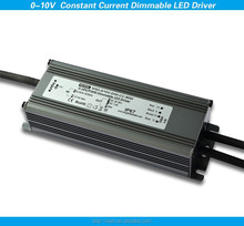 Waterproof ip67 pwm dimmable led dimmer 50W constant current 0-10V compatible led driver CE RoHS approval