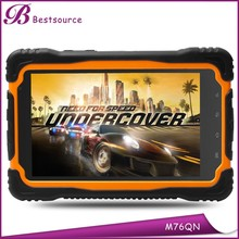 7 inch IP68 Waterproof NFC Rugged Tablet PC with Android GPS 3G WIFI