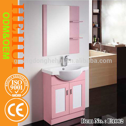 RC-E1062 round bathroom vanity furniture and german style bathroom vanity with cheap antique bathroom vanity