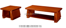 2015 Hot Sale office furniture HY-0838 antique carved coffee table set
