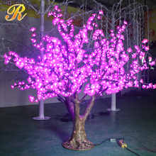 Artificial LED tree Christmas decorative outdoor led tree