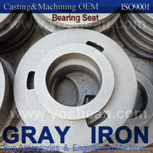 Bearing Seat for Wheel Loader Spare Parts , Gray Iron Casting gg25 OEM( engineering machinery parts)