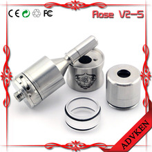 2015 best design vaping rda rose v2s rda vaporizer vs victor tank