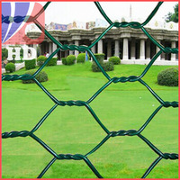 1/2 inch pvc coated hexagonal wire mesh