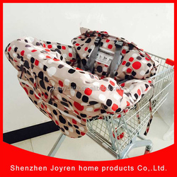 From kitty-Comfortable and Safty Shopping cart cover for baby,shopping cart seat
