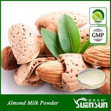 Natural dried almond powder