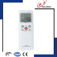 Refriger tool and univers remot control for air conditioner