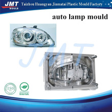 Injection car lamp mold plastic