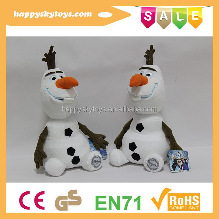 Happy Kid Toys!!soft Snowman Toy,Frozen Character Stuffed ...