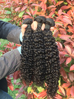 Reliable quality pure brazilian bouncy curl human hair weaving,kinky curly cheap long curly hair weave,afro kinky human hair