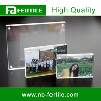 701170 Different Sizes Picture Frames Transparent Tabletop Acrylic Photo Frame Pictures Frame Wholesale